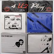 Click here for more info about 'U2 - 4 U2 Play - Irish Singles Pack'