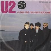 Click here for more info about 'U2 - 40 (How Long)'