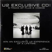 Click here for more info about 'U2 - U2 Exclusive CD'