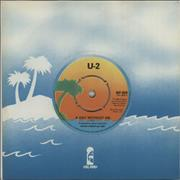 Click here for more info about 'U2 - A Day Without Me - 4 Prong'