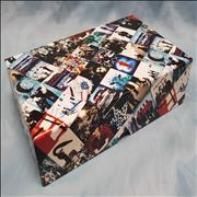 U2 Achtung Baby! - Black Trabant + Box France box set Promo
