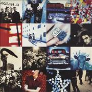 Click here for more info about 'U2 - Achtung Baby - Uncensored sleeve + Inner - EX'