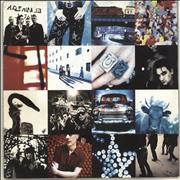 Click here for more info about 'U2 - Achtung Baby - Uncensored sleeve + Inner - VG'