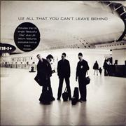 Click here for more info about 'U2 - All That You Can't Leave Behind - Numbered'