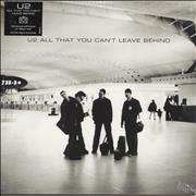 Click here for more info about 'U2 - All That You Can't Leave Behind - 180gram Vinyl - Sealed'