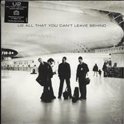 Click here for more info about 'U2 - All That You Can't Leave Behind - 180gram Vinyl - Opened shrink'