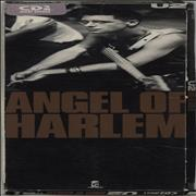 Click here for more info about 'U2 - Angel Of Harlem - longbox opened'