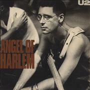 Click here for more info about 'U2 - Angel Of Harlem - EX'