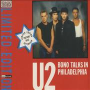 Click here for more info about 'U2 - Bono Talks In Philadelphia - 1987'