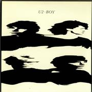 U2 Boy - 1st USA vinyl LP