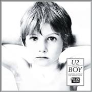 Click here for more info about ' - Boy - 40th Anniversary Edition - White Vinyl - RSD 2020'