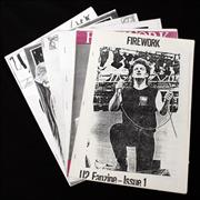 Click here for more info about 'U2 - Collection of 7 Fanzines'