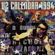 Click here for more info about 'U2 - Collection of 8 Calendars'