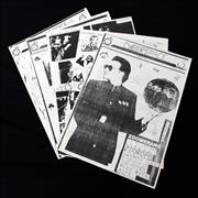 Click here for more info about 'U2 - Cyberspace - 5 Issues'