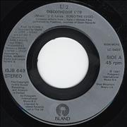 Click here for more info about 'U2 - Discotheque - Jukebox'
