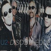 Click here for more info about 'U2 - Discotheque - withdrawn jewel case - SEALED'