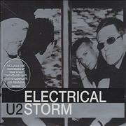 Click here for more info about 'U2 - Electrical Storm - CD1'