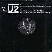 Click here for more info about 'U2 - Even Better Than The Real Thing (The Perfecto Mix)'
