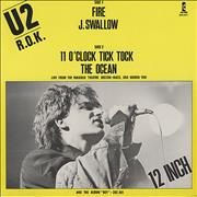 Click here for more info about 'U2 - Fire'