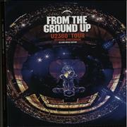 Click here for more info about 'U2 - From The Ground Up: U2360 Tour Photobook'