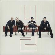 Click here for more info about 'U2 - Get On Your Boots'
