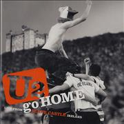 Click here for more info about 'U2 - Go Home: U2 Live From Slane Castle'
