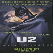 Click here for more info about 'U2 - Hold Me Thrill Me Kiss Me Kill Me'