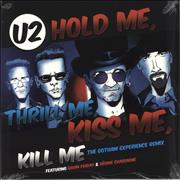 Click here for more info about 'U2 - Hold Me, Thrill Me, Kiss Me, Kill Me - RSD BF18'