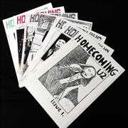 Click here for more info about 'U2 - Homecoming - 12 Issues'