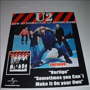 Click here for more info about 'U2 - How To Dismantle An Atomic Bomb'