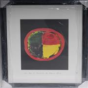 Click here for more info about 'U2 - How To Dismantle An Atomic Bomb - Framed Print - Adam Clayto'