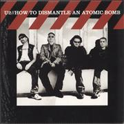 Click here for more info about 'U2 - How To Dismantle An Atomic Bomb - 180gm'