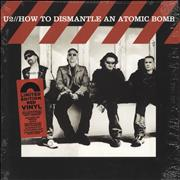 Click here for more info about 'U2 - How To Dismantle An Atomic Bomb - 180gram Red Vinyl'
