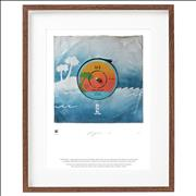 Click here for more info about 'U2 - I Will Follow - SUperSizeArt Numbered Print'