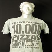 Click here for more info about 'U2 - I'd Like To Order 10,000 Pizzas.......'
