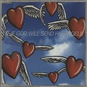 Click here for more info about 'U2 - If God Will Send His Angels / Mofo'