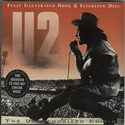 Click here for more info about 'U2 - Interview Disc & Illustrated Book'