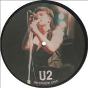 Click here for more info about 'U2 - Interview Disc - Newcastle 1.3.83'