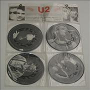 Click here for more info about 'U2 - Interview Picture Disc Set'