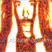Click here for more info about 'U2 - Last Night On Earth - Digipak'