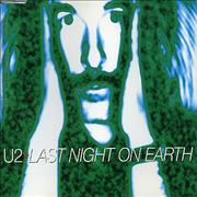 Click here for more info about 'U2 - Last Night On Earth'