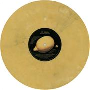 Click here for more info about 'Lemon - Yellow Marbled Vinyl'