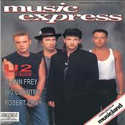 Click here for more info about 'Music Express - Volume 13, issue 131'