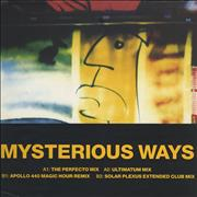 Click here for more info about 'U2 - Mysterious Ways + belly band'