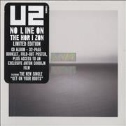 Click here for more info about 'U2 - No Line On The Horizon'
