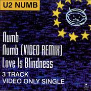 Click here for more info about 'U2 - Numb'