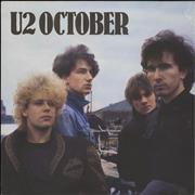 Click here for more info about 'U2 - October - 180gm - Sealed'