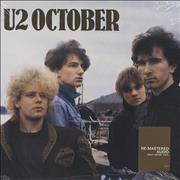 Click here for more info about 'U2 - October - 180gm'