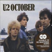 Click here for more info about 'U2 - October - Sealed'