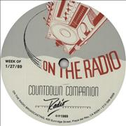Click here for more info about 'U2 - On The Radio Countdown Companion'